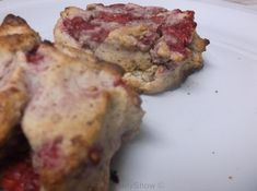 GAPS Berry Scones (with Pictures) No Grains, No Sugar and No Gluten! - TheLesleyShow