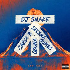 Stream Track of the Week: DJ Snake - Taki Taki (feat. Selena Gomez, Ozuna & Cardi B), a playlist by Superstone Network from desktop or your mobile device Music Album Covers, Music Albums, Music Songs, New Music, Pop Songs, Selena Gomez, Cardi B Lyrics, Play Musica, Best Party Songs