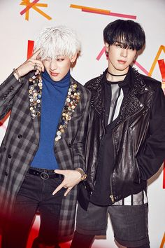 :: GOT7 :: bambam and yugyeom