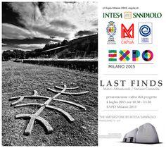 LAST FINDS - Expò 2015 - Marco Abbamondi / Stefano Ciannella