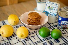 Raquelina dulce y fina...: Mousse ligera de limón