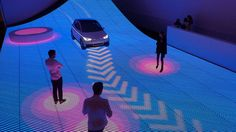 URBAN FUTURE  BIG (www.big.dk), Kollision (www.kollision.dk) and Schmidhuber + Partner (www.schmidhuber.de) teamed up to bringing BIG's vision of future urban mobility to life for AUDI at Design Miami 2011
