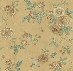 Floral Wallpaper - 17458810 from Via Allure book