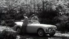 1953 Austin-Healey 100/4 [BN1]