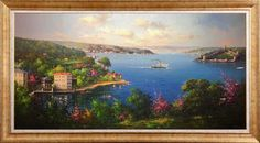 İlhan Kılınç Istanbul, Framed Art, Modern, Inspiration, Painting, Outdoor, Mars, Log Projects, Biblical Inspiration