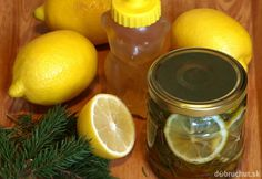 Smrekový sirup proti kašľu Pickles, Cucumber, Orange, Fruit, Cooking, Health, Tips, Russian Recipes, Easter