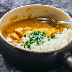 This is the BEST chicken tikka masala recipe, now adapted for the Instant Pot/pressure cooker. Restaurant quality and makes a ton of sauce!