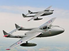 The civilian owned Norwegian Air Force Historical Squadron will be sending its two deHavilland Vampire fighters to take part in the RAF Scampton flying display on 9-10 September. The Vampire FB.52 and T.55 will showcase the best of British aerospace from the dawn of the jet-age with close formation flying.