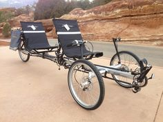 Angle Tech Cycles - Cycle Different - Tandem Recumbent Bikes