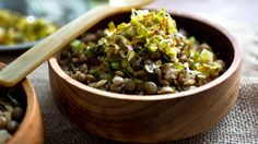 NYT Cooking: One-Pot Mujadara With Leeks and Greens