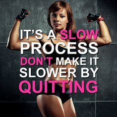 Starting to see your New Year's fitness motivation wane? Remember this!