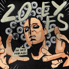 Jerry Only Walks Among Us | 20 eyes
