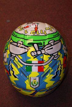Rossi Helmets at Custom Lids | Flickr - Photo Sharing!
