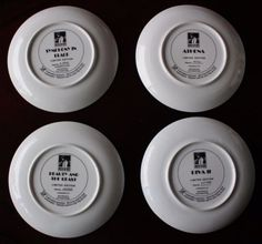 House-of-Erte-Beauty-The-Beast-Athena-Symphony-In-Black-Diva-II-Plates