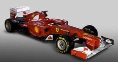 "Ferrari F2012 described as ""aggressive"""
