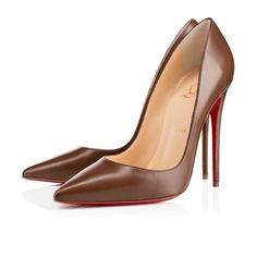 Christian Louboutin Nude Shoes | POPSUGAR Fashion