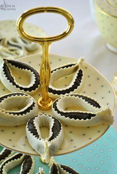 """Tiliccas"" di mandorle e Saba e un servizio da tè speciale! - Vera in cucina"