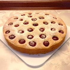 Raspberry Torte - Jo Wheatley Recipe