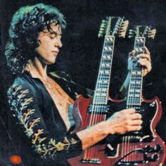 Jimmy Page- Double Neck used in Stairway to Heaven