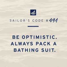 Some great advice from Walker Lamond @rules_unbornson @walkerlamond #sailorscode