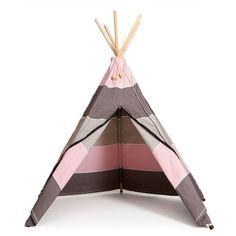 Hippie Tipi Tent / Speeltent North Grijs van Roommate