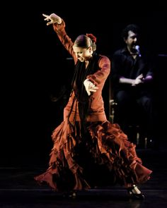 Fiesta Flamenca! Workshop and Performance featuring La Tania ...