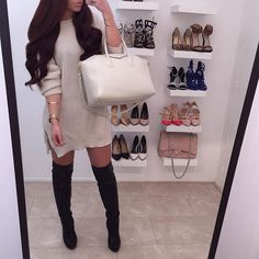 FASHION DRUG @denisemelissa_ The beige Givench...Instagram photo | Websta (Webstagram)