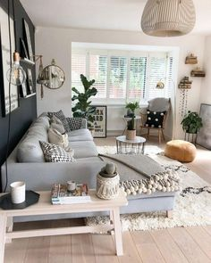 30 What is so fascinating about small apartment living room decor ideas and reno . - Fitness GYM 30 What is so fascinating about small apartment living room decor ideas and reno . Small Apartment Living, Small Living Rooms, Cozy Living, Simple Living, Living Room Decor Ideas Apartment, Neutral Living Rooms, Apartment Ideas, Small Living Room Designs, Beach Apartment Decor
