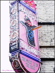 Voodoo Doughnuts. The doughnuts there are SO good. I have loved them sice I was a little girl.