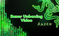 Gamer Pc Unboxing - Razer DeathStalker & Razer Abyssus [GER]