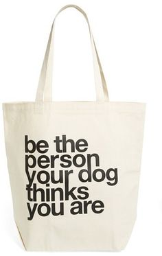 Dogeared  Big  Canvas Tote Bag Quotes, Reusable Grocery Bags, Mother Day  Gifts e03b971775