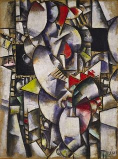 Fernand Léger, Nude Model in the Studio on ArtStack #fernand-leger #art