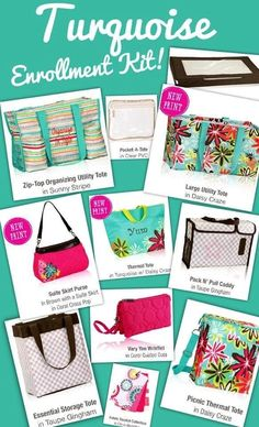 Summer 2014  ~ Thirty One Gifts   Visit my website for more ideas: www.mythirtyone.com/DResko