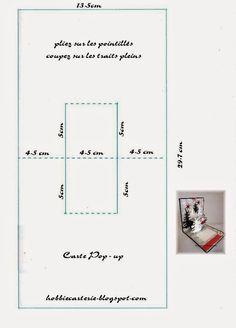 Carterie: Map pop-up Card Making Templates, Card Making Tutorials, Card Making Techniques, Step Cards, Diy Cards, Fancy Fold Cards, Folded Cards, Pop Up Karten, Tarjetas Diy
