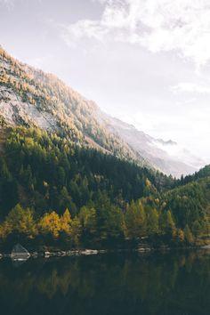 Swiss fall views | ( by Johannes Hoehn )