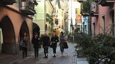 Cuneo, aussi belle qu'on dirait un dessin
