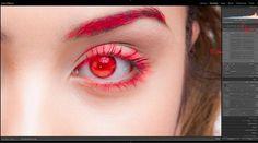 3 maneras simples para crear impresionantes ojos en su retrato