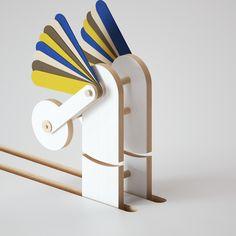 Kinetic sculptures on Behance Art Direction, Sculpting, Sculptures, Digital Art, Behance, Design Inspiration, Graphic Design, Creative, 3d