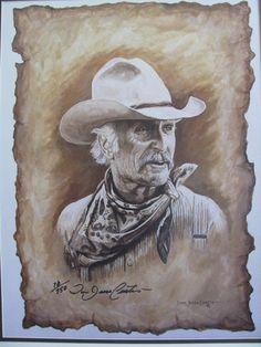 Lonesome Dove. Duvall's best role ever.