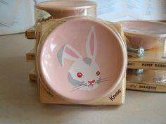 Peter Rabbit drawer knobs