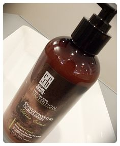 Salon Grafix Healthy Hair Nutrition Conditioning Cleanser. Want to try this! Great review via Glamour, and it's cheap.