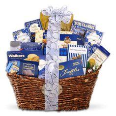 Fireside Gourmet Gift Basket $70