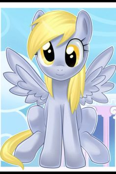 Awwww my cute little Derpy Hooves