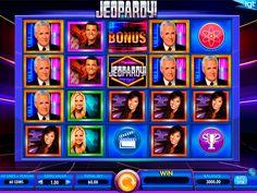 Wow! Es gibt ein Jeopardy Spielautomat von IGT! Kostenlos kann man den ausprobieren und der IDT Spielautomat kennen lernen!