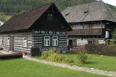 Home Fashion, Cabin, Architecture, House Styles, Costumes, Home Decor, Nature, Historia, Arquitetura