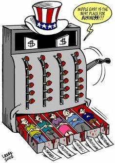 Machaho Tellem Chaho: Artintifada - Carlos Latuff