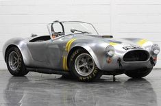For Sale AC COBRA SHELBY 5.7 289FIA LHD BY KIRKHAM | Classic Cars HQ.
