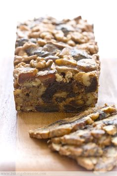 Dried Fruit and Nut Cake