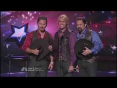 The Texas Tenors on Ameria's Got Talent