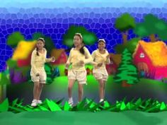 Let's do the Hokey Pokey! This version of the Hokey Pokey kids dance song is from Kidsongs: A Day at Camp. Kidsongs is the leader in high quality children's . Cute Songs, Best Songs, Kids Dance Songs, Music Classroom, Classroom Ideas, Music And Movement, Pbs Kids, Elementary Music, Music For Kids